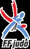 Logo fédération française de judo, jujitsu, kendo et disciplines associées
