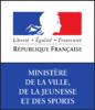 Logo ministère de la jeunesse et des sports